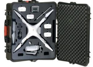 drone cases harderback
